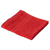 Pure Cotton Facecloth Cherry