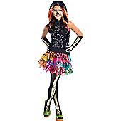 Monster High Skelita Calaveras - Child Costume 3-4 years