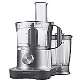 Kenwood FPM250 Food Processor, Brushed Metal