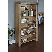 Ametis Santana Blonde Oak Full Bookcase