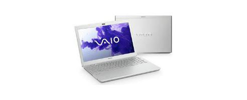 SONY - SILVER -INTEL CORE i5-3210M 2.GHz 4GB 640GB INTEL HD 4000 INTEGRATED GRAPHICS BT/CAM BLU-RAY COMBO 15.5 INCH HD WIN 7 PRO
