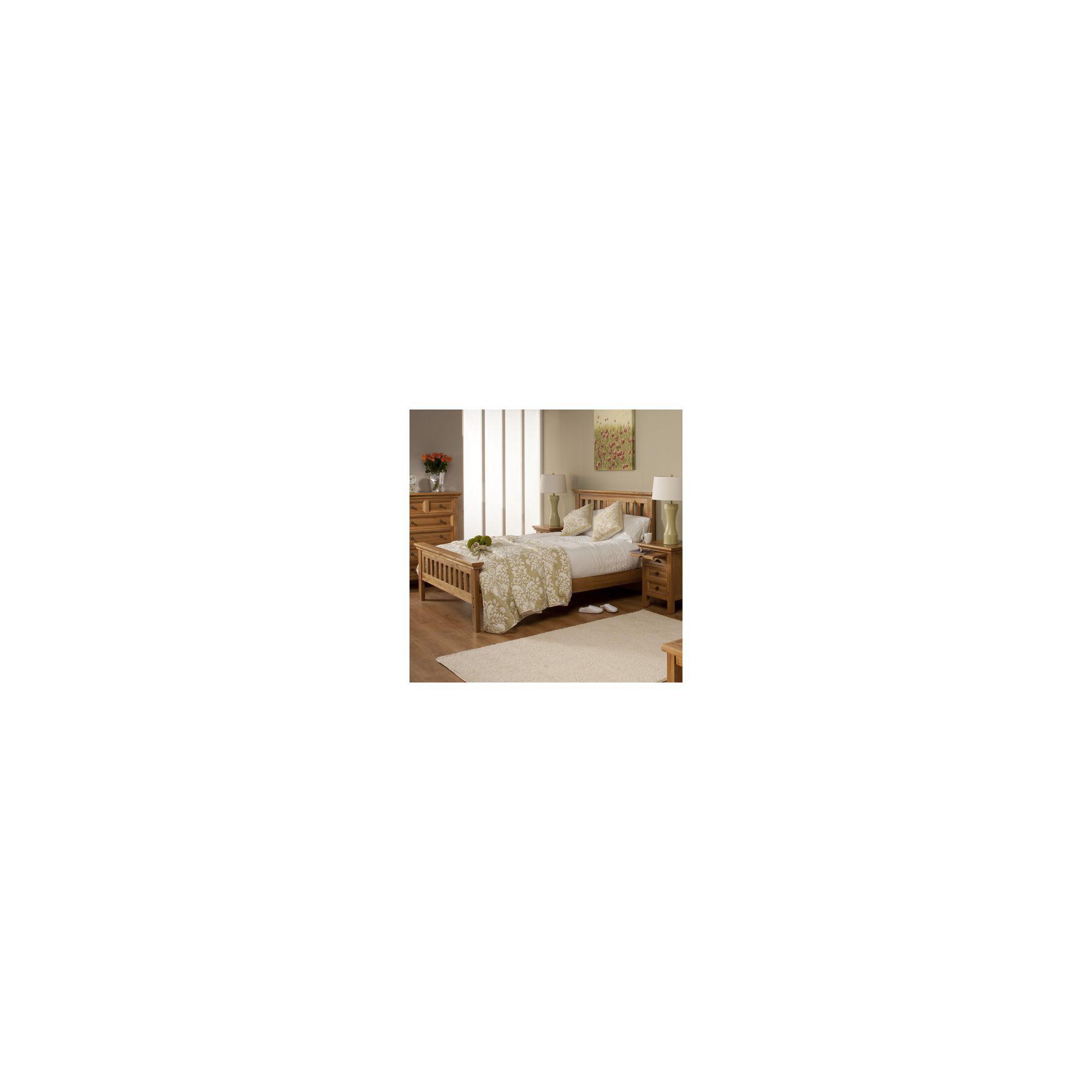 World Furniture Provence Kingsize Bed Frame at Tesco Direct