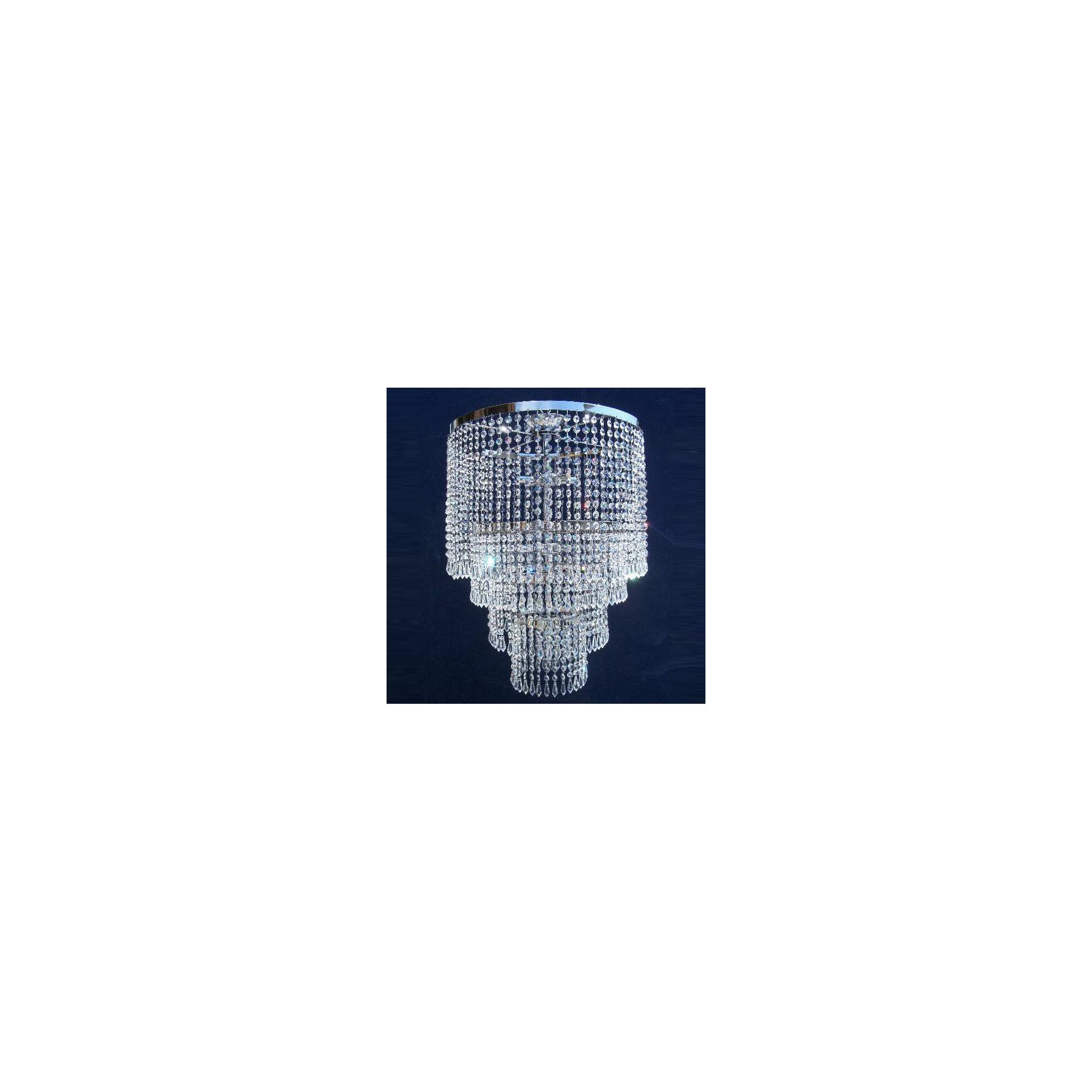 Azad Electricals Cosmo 13 Light Chandelier - Task at Tesco Direct