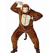Monkey - Adult Costume Size: 38-40