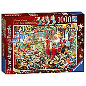 Christmas Puzzles, Limited Edition 2015,1000Pc