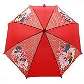 Disney Minnie Mouse 'Minnie's World' Nylon Umbrella