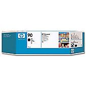 HP 90 Ink Cartridge - Black