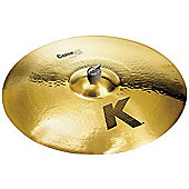 Zildjian K Crash Ride Brilliant (21in)