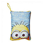 Worlds Apart Despicable Me Hide 'N' Sleep Cushion