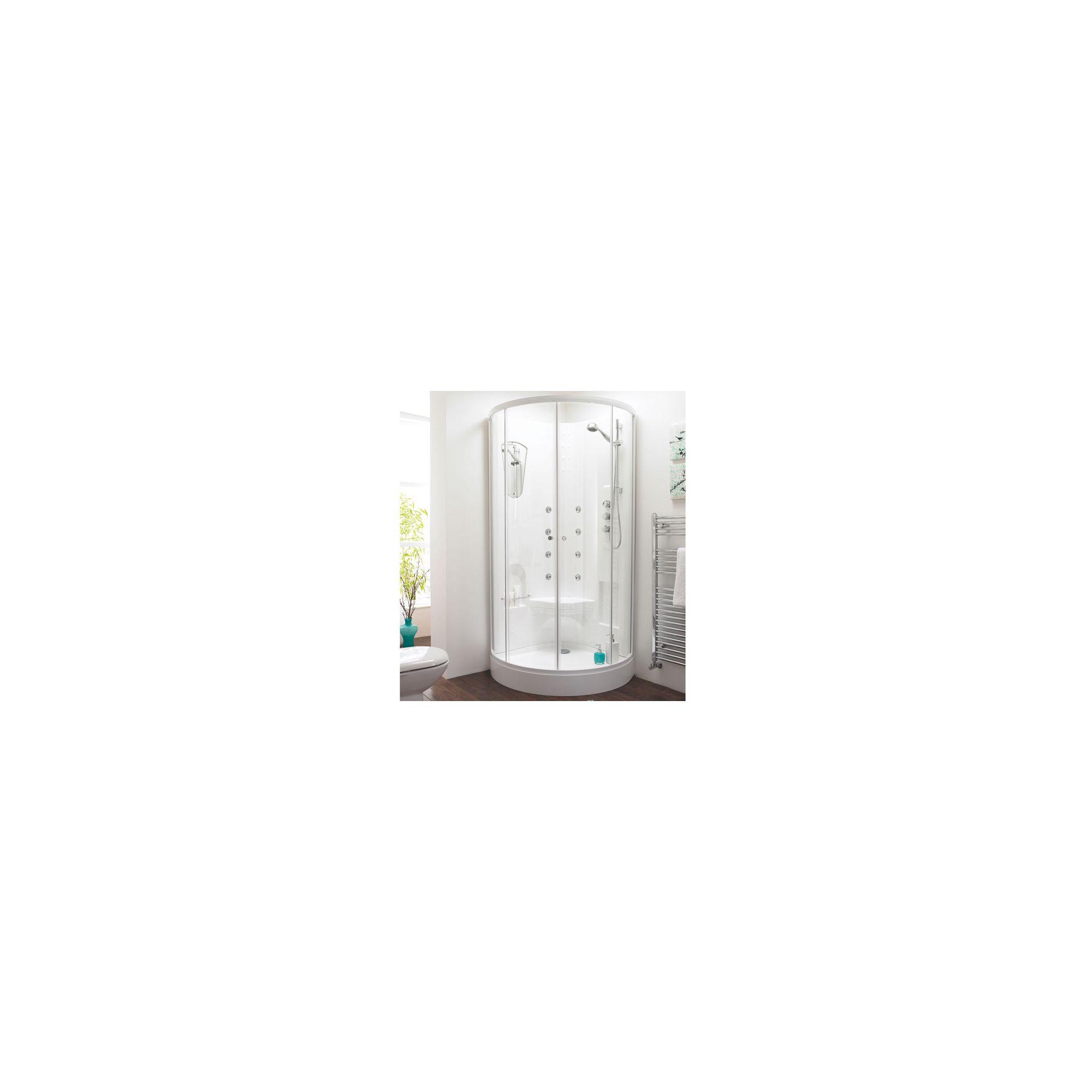 Premier Hydro Massage Cabinet at Tesco Direct