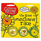 Suttons Kids Sunflower Race