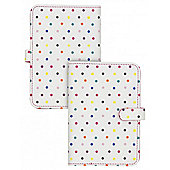 Polka Dot Passport Cover