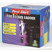 First Alert Fire Escape Ladder Three Story