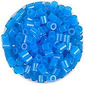 Hama Beads 1,000 - Neon Blue
