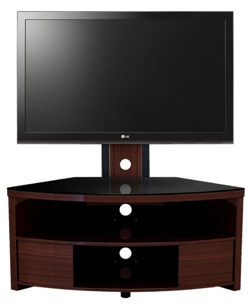 Gecko Walnut TV Cabinet with Bracket
