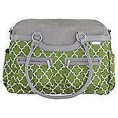 JJC Satchel Bag/Changing Bag, Green