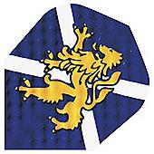 Harrows Dimplex Scotland / Scottish Lion Dart Flights