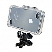 iPhone 4 and iPhone 4s Sports Case With Bike Mount