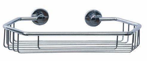 Never Drill Again Coorb Single Level Shower Caddy