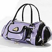 Head Faux Leather Santa Fe Holdall/Gym Bag