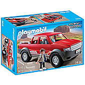 Playmobil Pick Up Double Cabin Truck