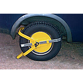 Security road wheel clamp various sizes