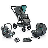 Concord Wanderer Travel Set (Shadow Grey)