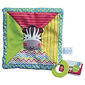 Baby Carousel Comforter