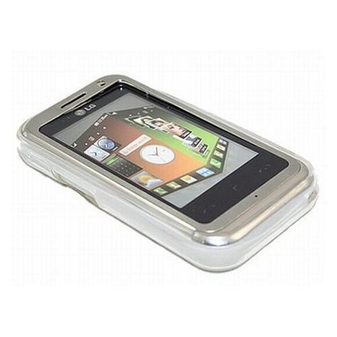 iTALKonline ProGel Skin Case White - For  LG KM900 Arena