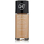 Revlon Colorstay 24 Hours / 24hrs Foundation - Fresh Beige (250) Comb/Oily 30ml