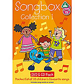 ELC Songbox Collection 1 DVD and CD Pack