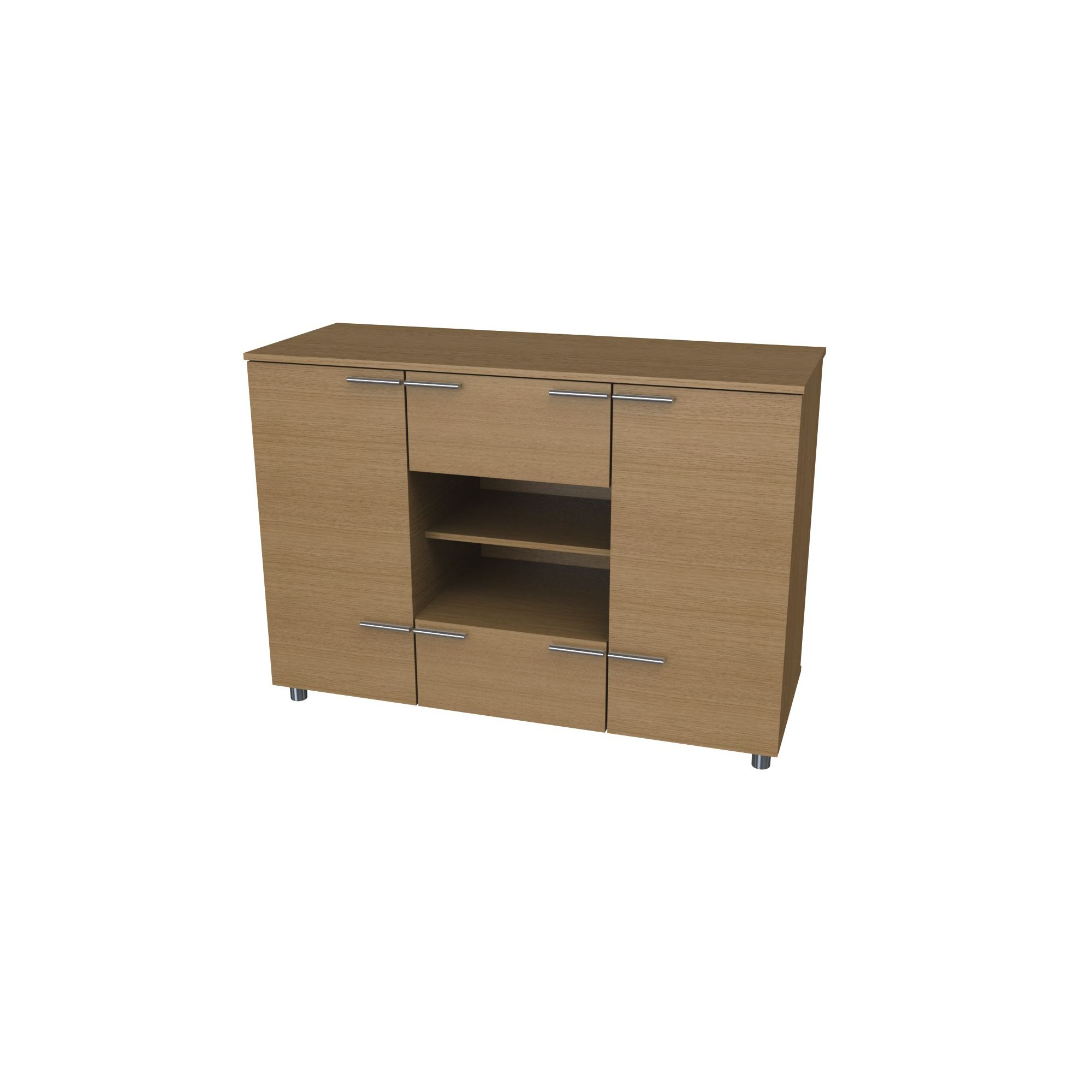 Ashcraft Chester Sideboard - Walnut at Tescos Direct