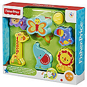 Fisher-Price Match And Sounds Puzzle