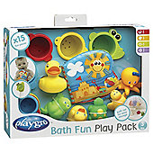 Playgro Bath Toys Fun Pack