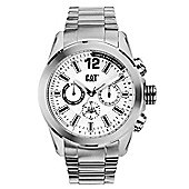 CAT Big Twist Mens Day/Stainless Steel Watch - YO.149.11.221