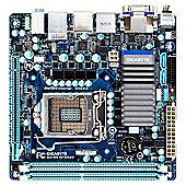 Gigabyte Technology Gigabyte H61N-USB3 Motherboard Core Socket 1155 Intel H61 Express Mini-ITX SATA LAN (rev. 1.0)