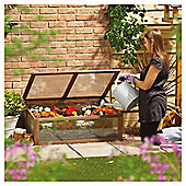 Dobbies Wooden Cold Frame