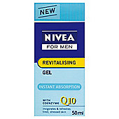 Nivea For Men Revitalising Q10 Gel 50ML