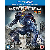 Pacific Rim - 3D Blu-Ray & Uv Copy.