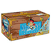 Jake The Neverland Pirate Chest Of Colouring Fun Drawers