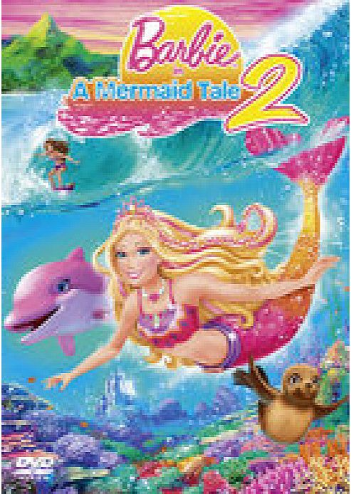 Barbie In A Mermaid'S Tale 2 (DVD)