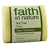 Tea Tree Soap Organic 100gm Soap