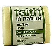 Tea Tree Soap Organic 100gm Soap