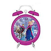 Disney Frozen Twinbell Alarm Clock