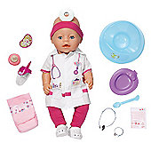 Baby Born Doctor Doll