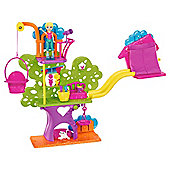 Polly Pocket Wall Party Treehouse