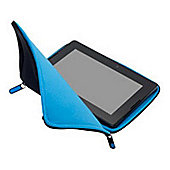 BlackBerry Zip Sleeve (Black/Blue) for BlackBerry PlayBook Tablet