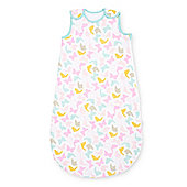 B Baby Bedding Butterfly Sleeping Bag 1 Tog Size 0-6 months