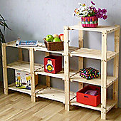Techstyle Three Tier Storage Shelf