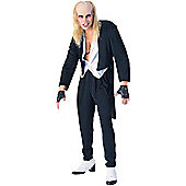 Rocky Horror Riff Raff - Adult Costume Size: 40-44